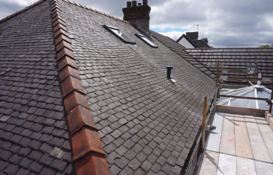 Fort Roofing Scotland Roof Services