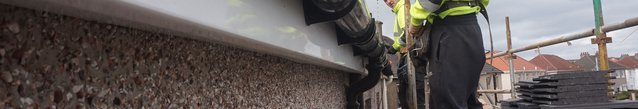 Fort Roofing Upvc Gutter Repair Replacement