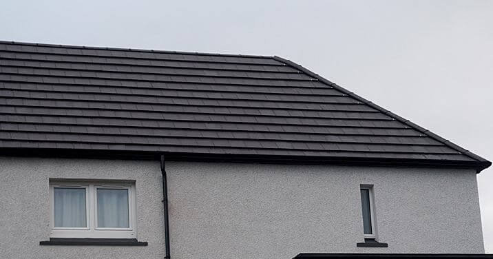 New Roof and Re-Roof