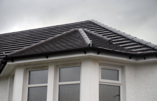 upvc fascia soffit example