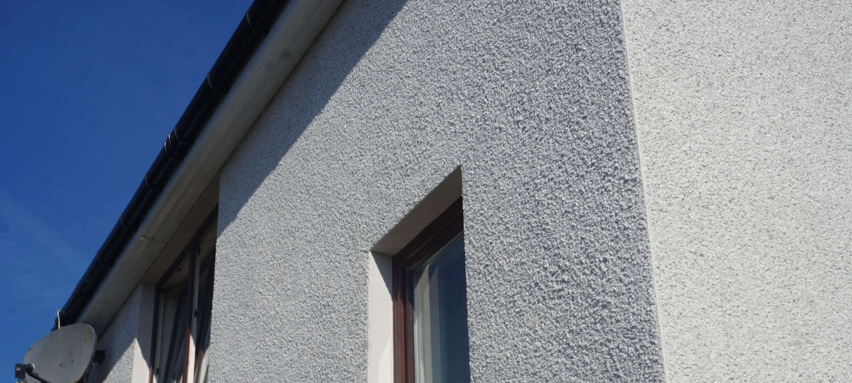 Roughcast and Smooth Band Featured Image Example