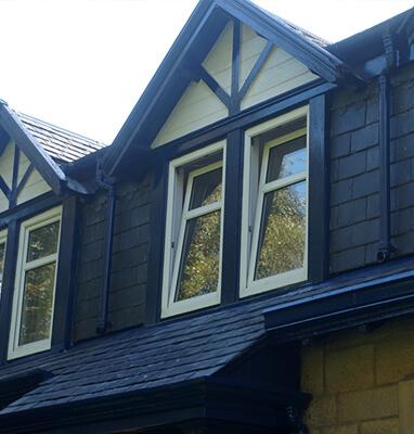Slate Roof Bearsden