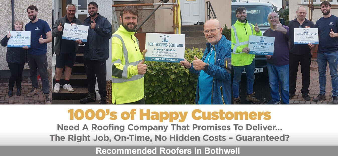 Recommended Roofers Bothwell